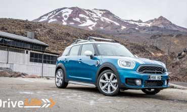 2017 MINI Countryman - Car Review - MINI Sports Activity Vehicle