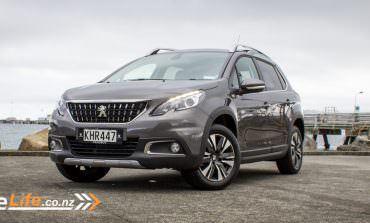 2017 Peugeot 2008 – Car Review – Turbo Triple