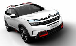 Press Release: Citroen C5 Aircross