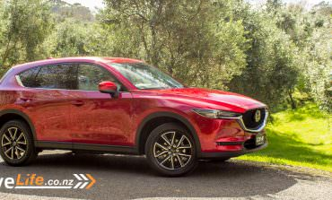 2017 Mazda CX-5 - launch and drive programme