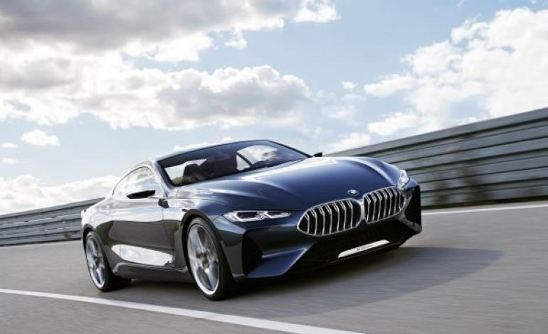 Press Release: The BMW Concept 8 Series