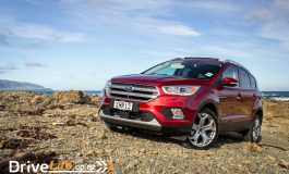 2017 Ford Escape Titanium AWD Diesel – Car Review