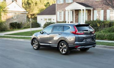Press Release: The all new 2018Honda CR-V offers more… arriving July 2017