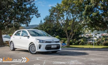 2017 Kia Rio LX Manual - Car Review - Not so grande Rio