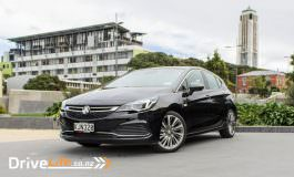 2017 Holden Astra RS-V – Car Review – COTY contender?