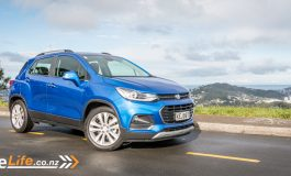 2017 Holden Trax - Car Review -