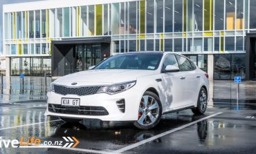2017 Kia Optima GT - Car Review - The Power to Surprise