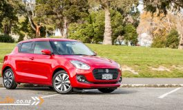 2017 Suzuki Swift RS - Car Review - Swift by name...