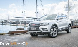 Haval H2 And H6 Launched In New Zealand.