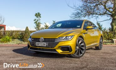 New Car Launch: the all-new VW Arteon