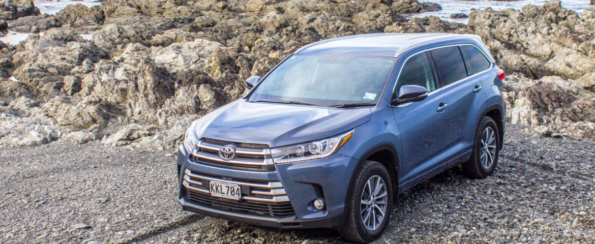 2017 Toyota Highlander – Car Review – the no drama SUV
