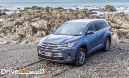 2017 Toyota Highlander – Car Review - the no drama SUV