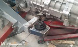 Project FZ12 : Fraser & Zac's Hand Built Supercar - Part 15: More Drivetrain