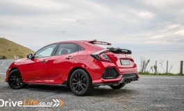 2017 Honda Civic RS Sport Hatch - Car Review - Type-R Wannabe?