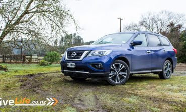 2017 Nissan Pathfinder Ti – Car Review – Ski Trip SUV