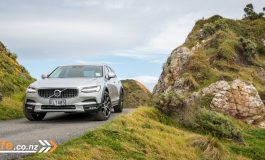 Volvo V90D Cross Country - Car Review - Thor's Hammer