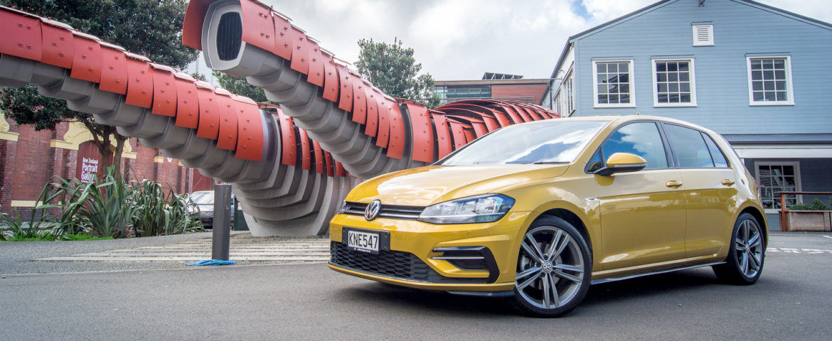 2017 Volkswagen Golf TSI R-Line – Car Review – Quintessentially Golf