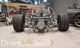 Project FZ12 : Fraser & Zac's Hand Built Supercar - Part 18: Rear suspension - Take 58 !