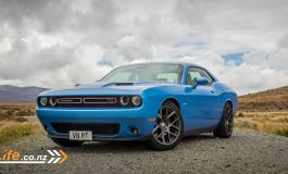 2016 Dodge Challenger: Engine Bling Time