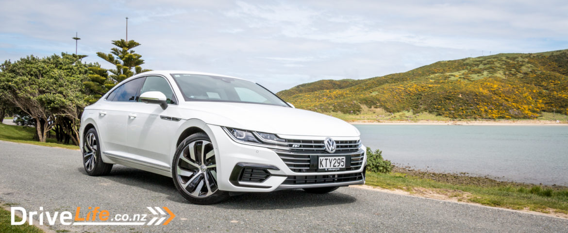 2017 Vw Arteon Car Review 4 Door