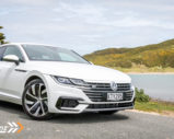 2017 VW Arteon – Car Review – 4 Door Coupe?