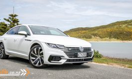 2017 VW Arteon - Car Review - 4 Door Coupe?