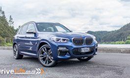 2017 BMW X3 – Launch and Drive Programme