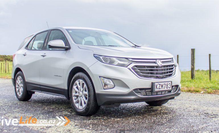 2017 Holden Equinox – Media Launch