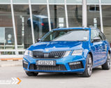 2017 Skoda Octavia RS Wagon – Car Review – Rapid Skoda