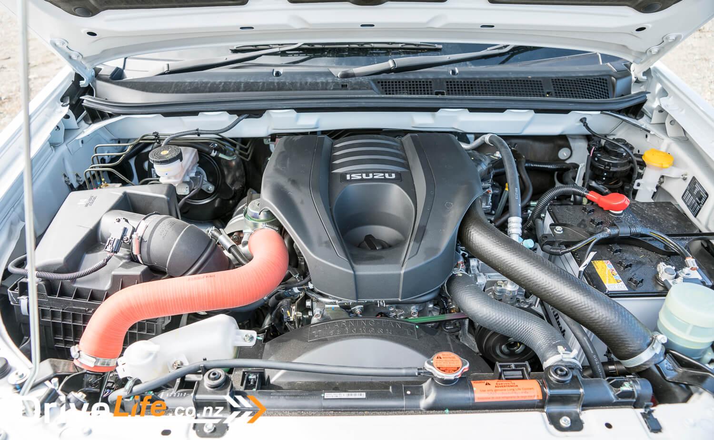 2017 Isuzu D-Max LS Double Cab - Car Review - Clever Form Follows