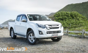 2017 Isuzu D-Max LS Double Cab - Car Review - Clever Form Follows Function