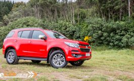 2017 Holden Trailblazer - Car Review - Big and Chunky