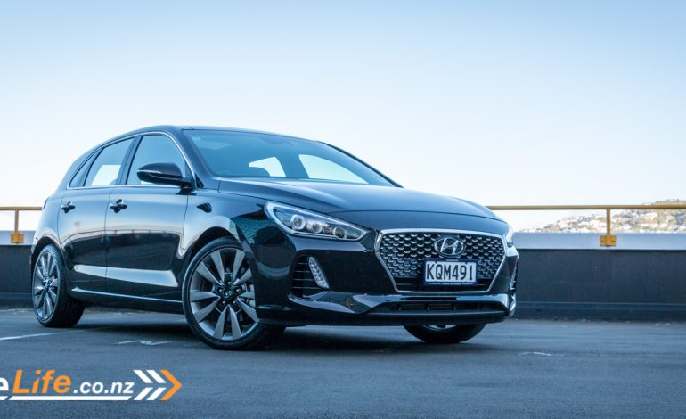 2017 Hyundai i30 1.6 Turbo Limited - Car Review - the Korean GTI