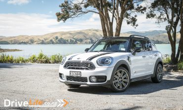 2017 Mini Countryman S E All4 - Car Review - A Drivers Hybrid