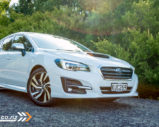 2017 Subaru Levorg – Car Review – Legacy Evolution