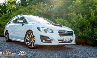 2017 Subaru Levorg - Car Review - Legacy Evolution
