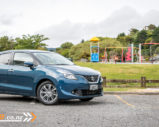 2017 Suzuki Baleno RS – Car Review – Swift and Spacious?