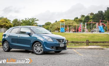2017 Suzuki Baleno RS - Car Review - Swift and Spacious?