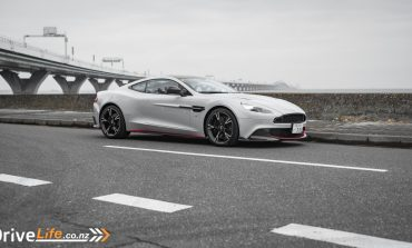 2017 Aston Martin Vanquish S – Car Review - The Naturally Aspirated V12 Lives On To Die Another Day