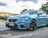2017 BMW M2 Coupe – Car Review – No M Button Required