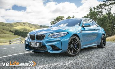 2017 BMW M2 Coupe - Car Review - No M Button Required