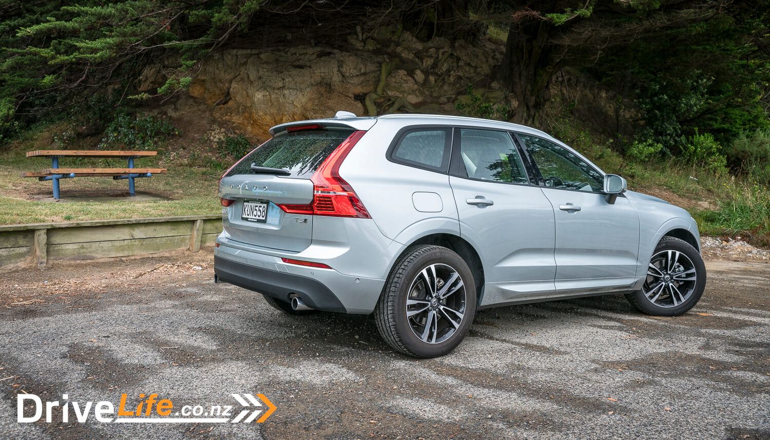 2017 volvo xc60 t5 awd momentum car review not german. Black Bedroom Furniture Sets. Home Design Ideas
