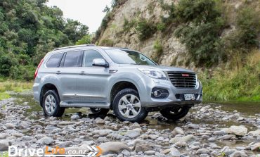 2018 Haval H9 – launch and off-roading