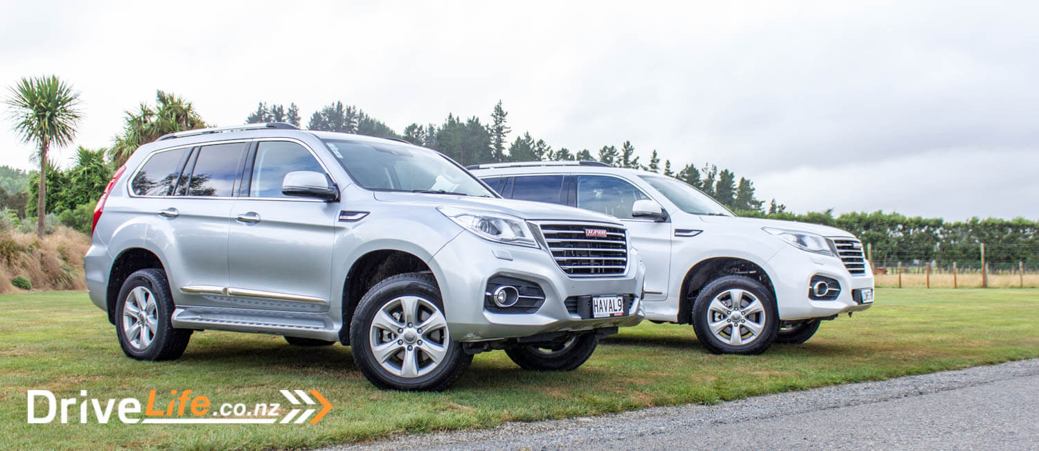 New Cars Coming To South Africa In 2018 >> 2018 Haval H9 – launch and off-roading - DriveLife DriveLife