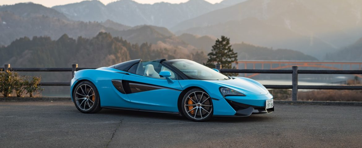 2018 McLaren 570S Spider – Car Review – The Perfect Supercar Doesn't Ex…