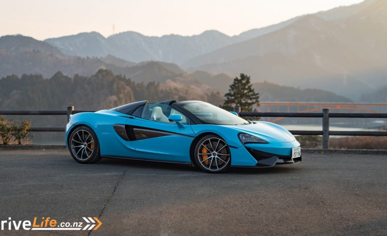 2018 McLaren 570S Spider – Car Review - The Perfect Supercar Doesn't Ex…