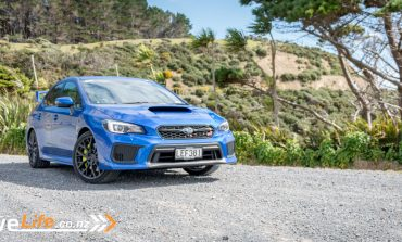 2018 Subaru WRX STi Premium - New Car Review - Full-Time Race Mode