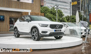 Volvo XC40 NZ Launch - The big little SUV