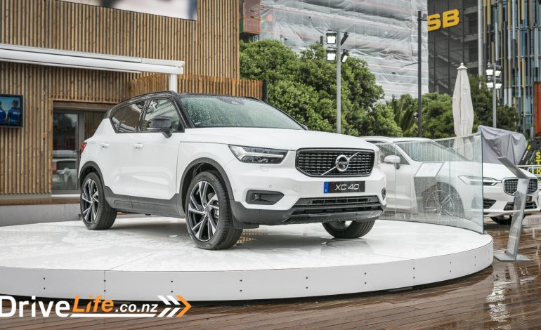 Volvo XC40 NZ Launch – The big little SUV