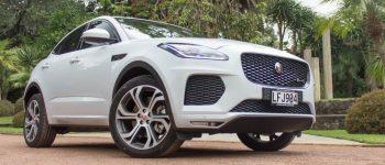 2018 Jaguar EPACE – launch